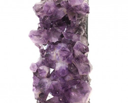 1.5kg Natural Amethyst Crystal Lamp DS489
