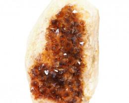 4.4kg Natural Citrine Crystal Lamp DS496