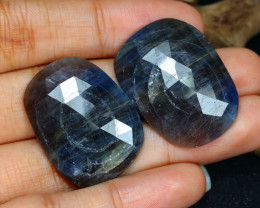 75.98 Cts Blue Sapphire  CCC 580