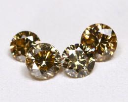 1.01 Ct Champagne Diamond  CCC 623
