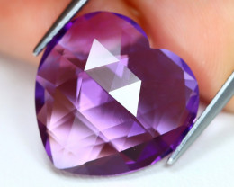8.68 Cts Pixalated Purple Amethyst  CCC 639