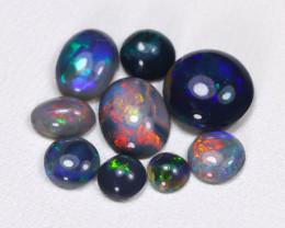 2.27Cts  Parcel Aussie Black  Opals    code CCC  657