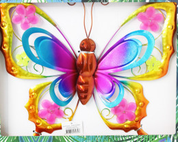 Colorful Butterfly Glow in the Dark  code BUTFGDWA