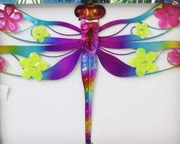 Pink Metal Glow In The Dard Dragon-fly Code DRAFGDWA