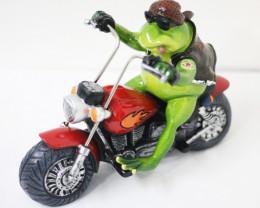 Biker Frog  Code FROMBIKE