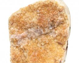 1.99kg Natural Citrine Crystal Lamp DS505
