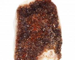 2.86kg Natural Citrine Crystal Lamp DS522