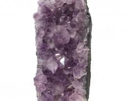 1.27kg Natural Amethyst Crystal Lamp DS539