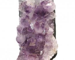1.86kg Natural Amethyst Crystal Lamp DS541
