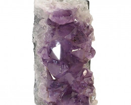 1.17kg Natural Amethyst Crystal Lamp DS560