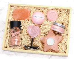 Himalayan Salt and Crystal Special Gift Set