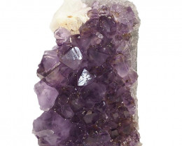 1.28kg Natural Amethyst Crystal Lamp DS586