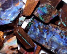 2230 Cts Boulder Rough Opal Parcels  code CCC879