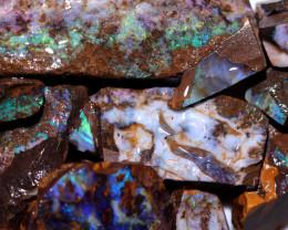 2340 Cts Boulder Rough Opal Parcels  code CCC881