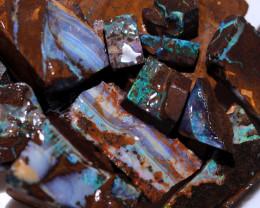 2200 Cts Boulder Rough Opal Parcels  code CCC882