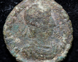 Original as found, Ancient Roman coin   CCC938