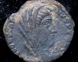 Original as found, Ancient Roman coin   CCC940