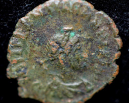 Original as found, Ancient Roman coin   CCC942