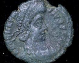 Original as found, Ancient Roman coin   CCC945