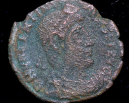Original as found, Ancient Roman coin   CCC947