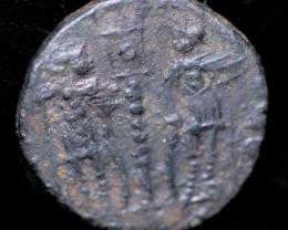 Original as found, Ancient Roman coin   CCC948