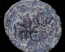 As Found, in Ancient Greece   Coins  CCC970