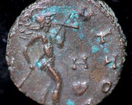 Ancient Roman Gallic Antonioni   coin  CCC972