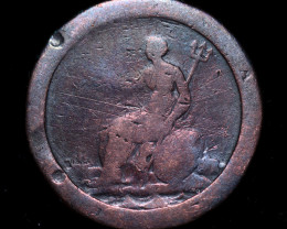 British cartwheel  coin 1797-1798  code CCC974