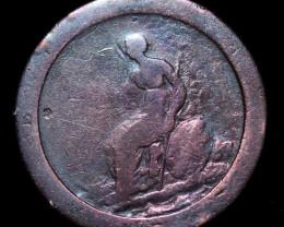 British cartwheel  coin 1797-1798  code CCC975