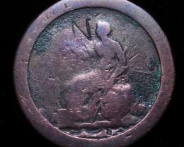 British cartwheel  coin 1797-1798  code CCC976