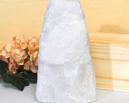 Clear Quartz Crystal Lamp (No Base)