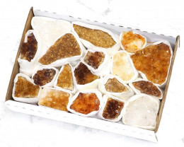 Citrine Clusters Tray – Small