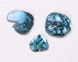 0.61Ct Fancy Blue Diamond  CH 830