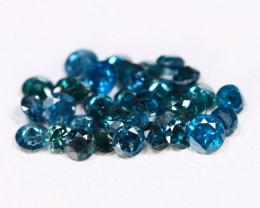 1.09Ct Fancy Blue Diamond  CH 834