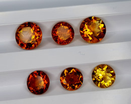7Cts Madeira Citrine Parcel  CH 850