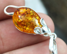 Baltic Amber Pendant , direct from Poland RN222