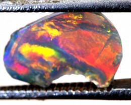 0.90 CTS BLACK OPAL RUB L.RIDGE DT-A4096