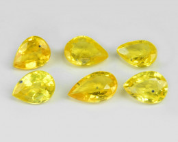 1.04 Cts Fancy Yellow Sapphire  RN381