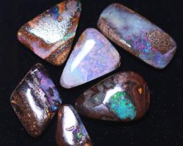 10.9Cts   parcel 6 Australian  Boulder  Opal  CCC 900