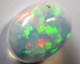 1.80 CTS Ethiopian Opal Fire Crystal QOG 822