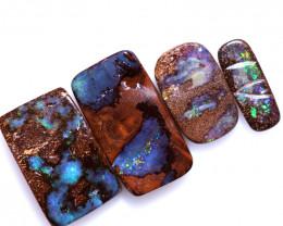 19Cts   parcel 4  Australian  Boulder  Opal  CCC 979