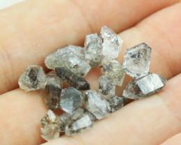 22.7 cts Herkimer diamonds parcel CH 962