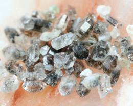 45 cts Herkimer diamonds parcel  CH 63