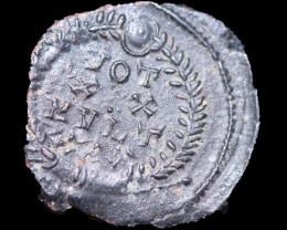Original as found, Ancient  Roman  Constans coin CCC 1073