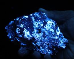 .600 kilo Fluorescent Minerals -Australian Mary kathlen Mine MM 121