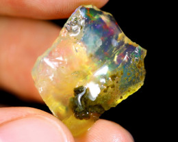 11 Cts  jelly Natural Ethiopian Opal code CCC 1280