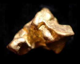 0.47 Grams Australian Kalgoorlie  Gold Nugget CCC 1319