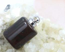Natural Jasper   Gemstone Bottle  AHA 221