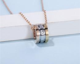 Delicate Multi alloy  Copper  plated Titanium  Pendant code CCC 1376