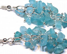41 - CTS APATITE EARRINGS  RJA-1554